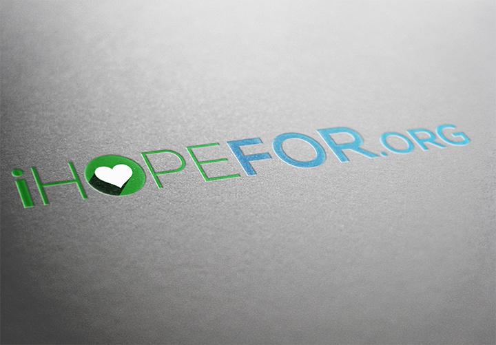 iHopeFor.org Logo Design