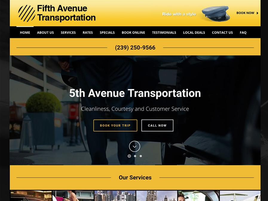 5th Avenue Transportation